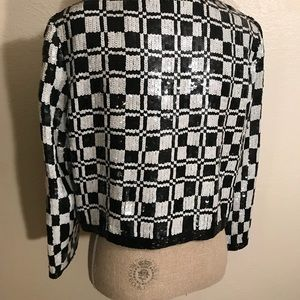 Vintage Jackets & Coats - Gorgeous 80's Sequin jacket